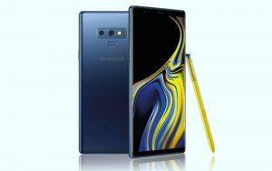 Samsung Note 9 Artık satışda